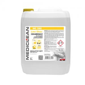 MEDICLEAN MC 580 Preparat do odkamieniania powierzchni w zmywarkach 5L