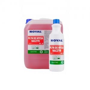 ROYAL RO-2E Koncentrat do ręcznego mycia naczyń i urządzeń 5L
