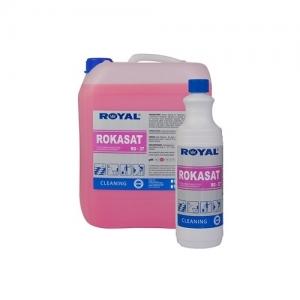 ROYAL RO-37 Preparat do doczyszczania pomieszczeń i urządzeń sanitarnych 5L