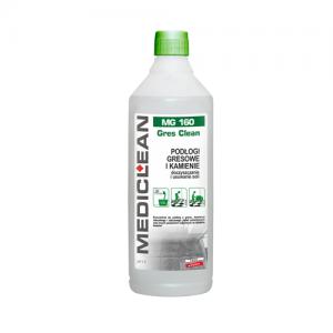 MEDICLEAN MG 160 Preparat do czyszczenia gresu i usuwania soli z posadzek 1L