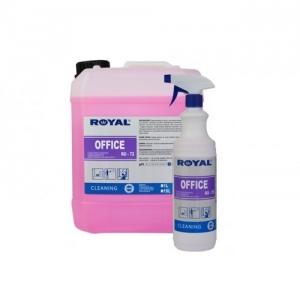 ROYAL RO-72 Płyn do czyszczenia urządzeń i mebli biurowych oraz powierzchni szklanych 5L