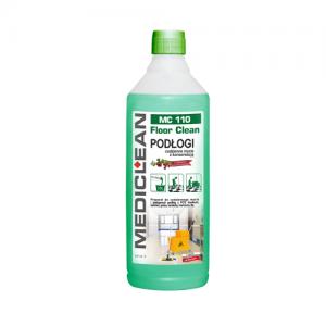 MEDICLEAN MC 110 Preparat do mycia i konserwacji podłóg 1L owoce leśne