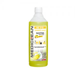 MEDICLEAN MC 510 Płyn do ręcznego mycia naczyń 1L cytryna