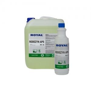 ROYAL RO-62 Pianowe mycie i dezynfekcja 5L