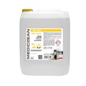 MEDICLEAN MC 540 Preparat do maszynowego mycia naczyń 10L