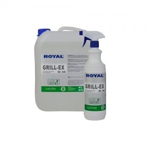 ROYAL RO-54G Pianka do czyszczenie piekarników, grilli i kominków 1L