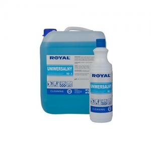 ROYAL RO-4 Płyn do czyszczenia podłóg, glazury, szafek, umywalek i okapów kuchennych 1L