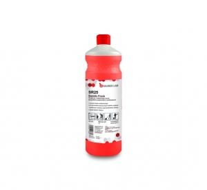 Sauber Lab SR25 Samido Fresh Środek do codziennego mycia wszystkich powierzchni w sanitariatach 1L