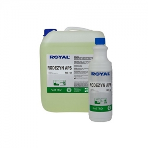 ROYAL RO-62 Pianowe mycie i dezynfekcja 1L