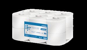 Papier toaletowy Jumbo Velvet 100m celuloza 4100537